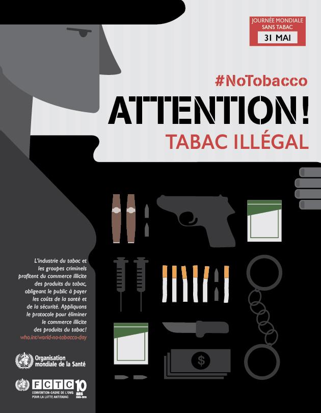 Journée mondiale sans tabac 2015